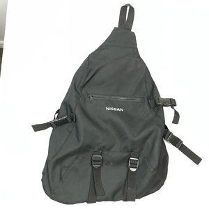 Nissan sling backpack